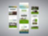 GoFresh Homes - Website Mockup Options