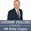 Leadership Excellence Podcast logo