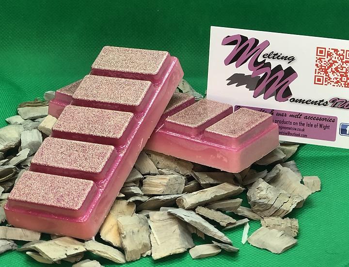 Pink Fizz snap bars