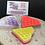 Thumbnail: Heart waffle wax melts - 3 piece deal!