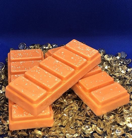 Sea salt and grapefruit wax snap bar