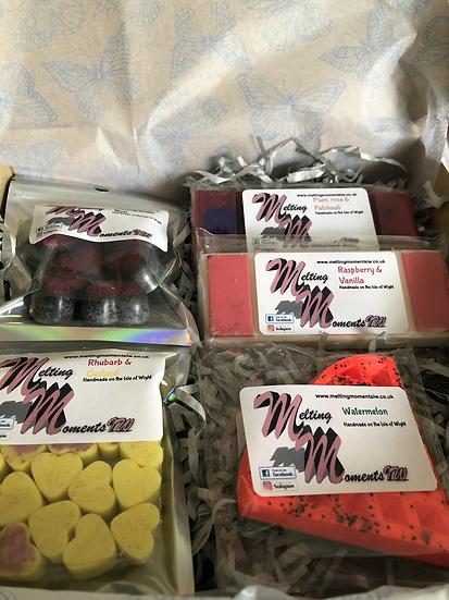 Wax lovers package.