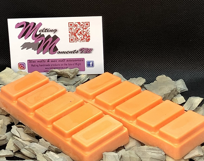 Spiced Orange Wax Melt Snap Bar