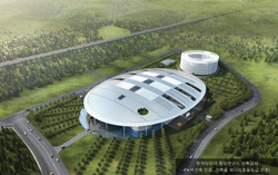 한국타이어 중앙연구소 신축공사