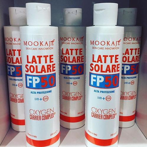 Crema Solare Viso Corpo -SPF 50