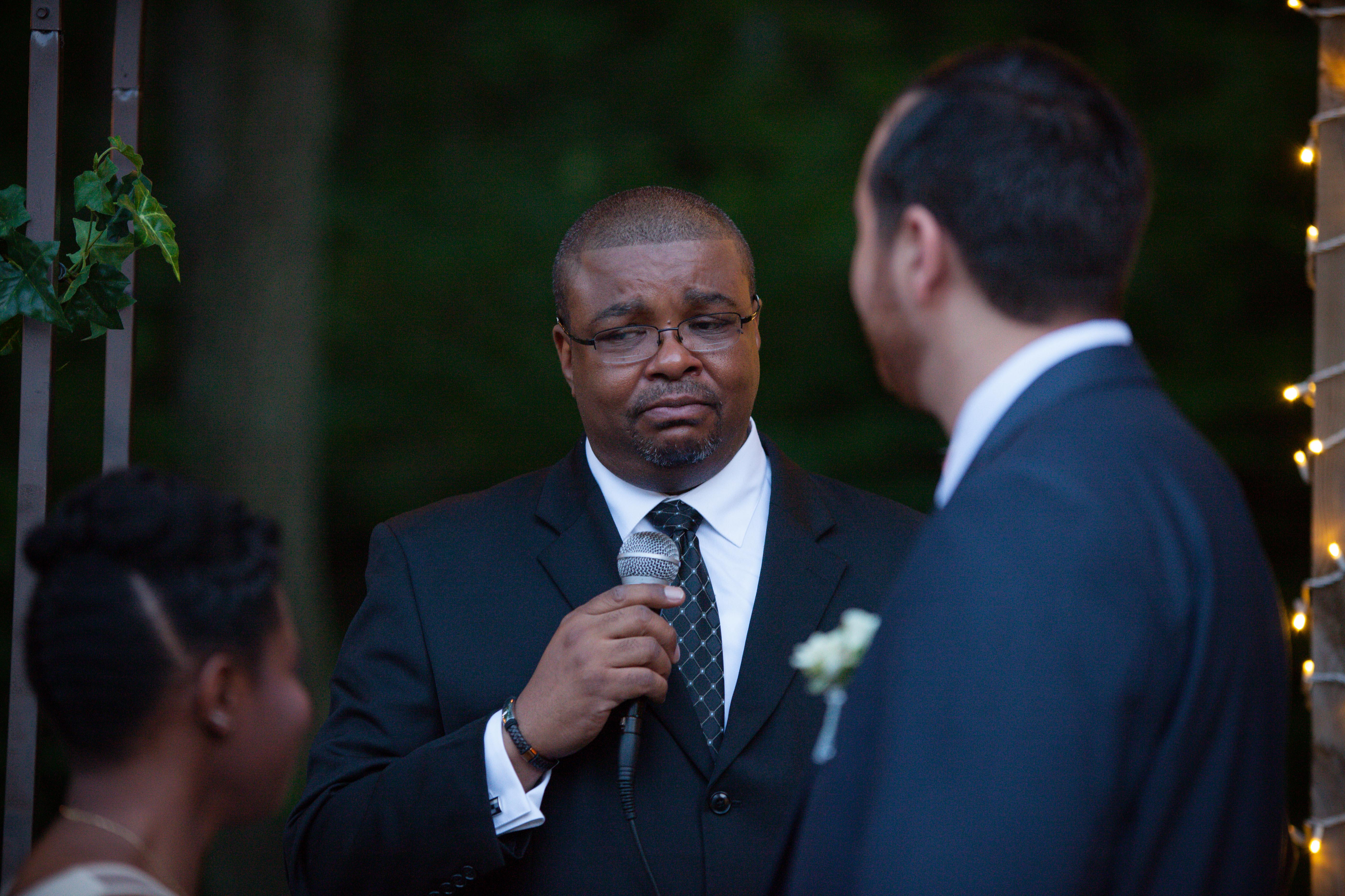 Witkowski Wedding, Central Virginia