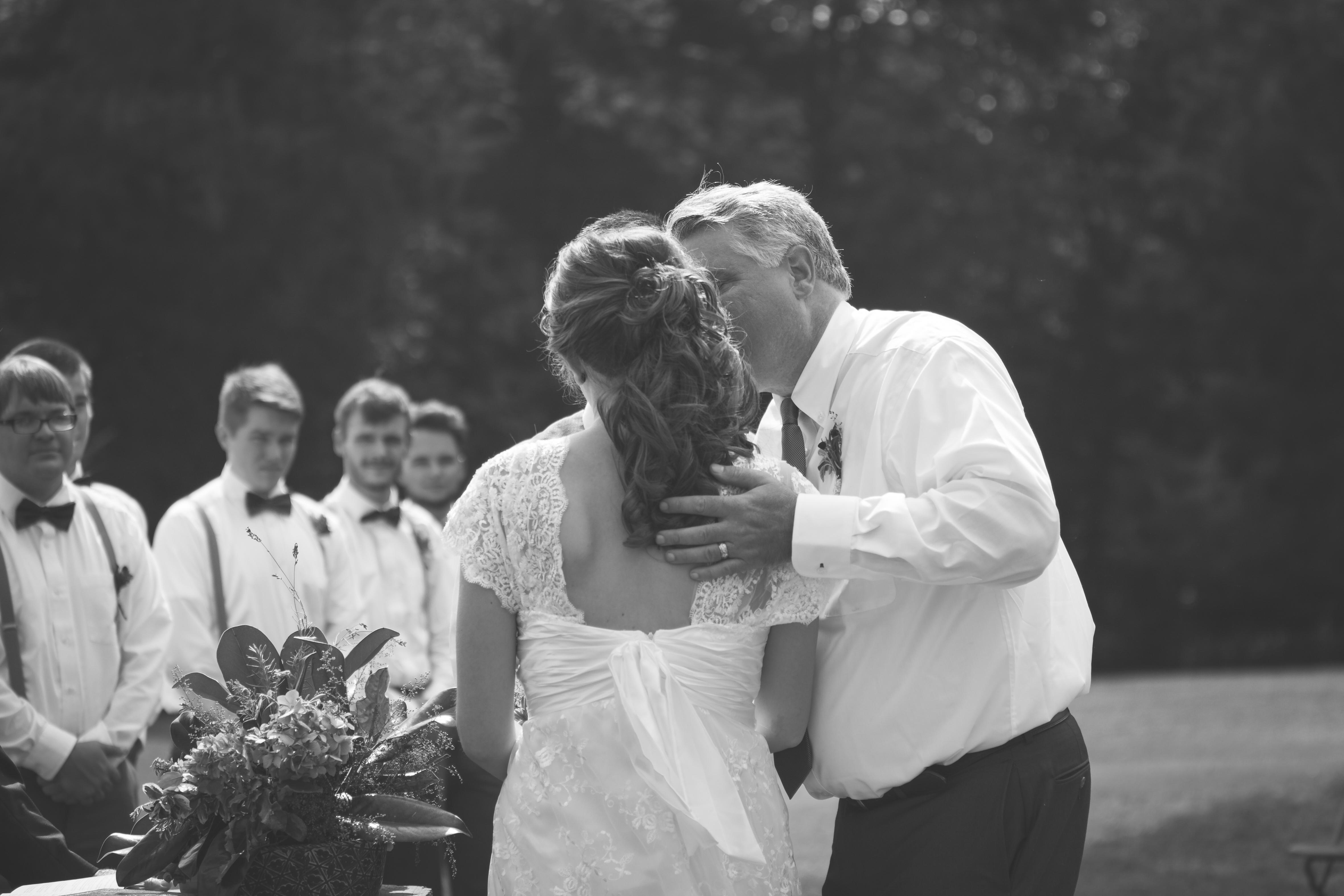 Dailey Wedding, Gordonsville