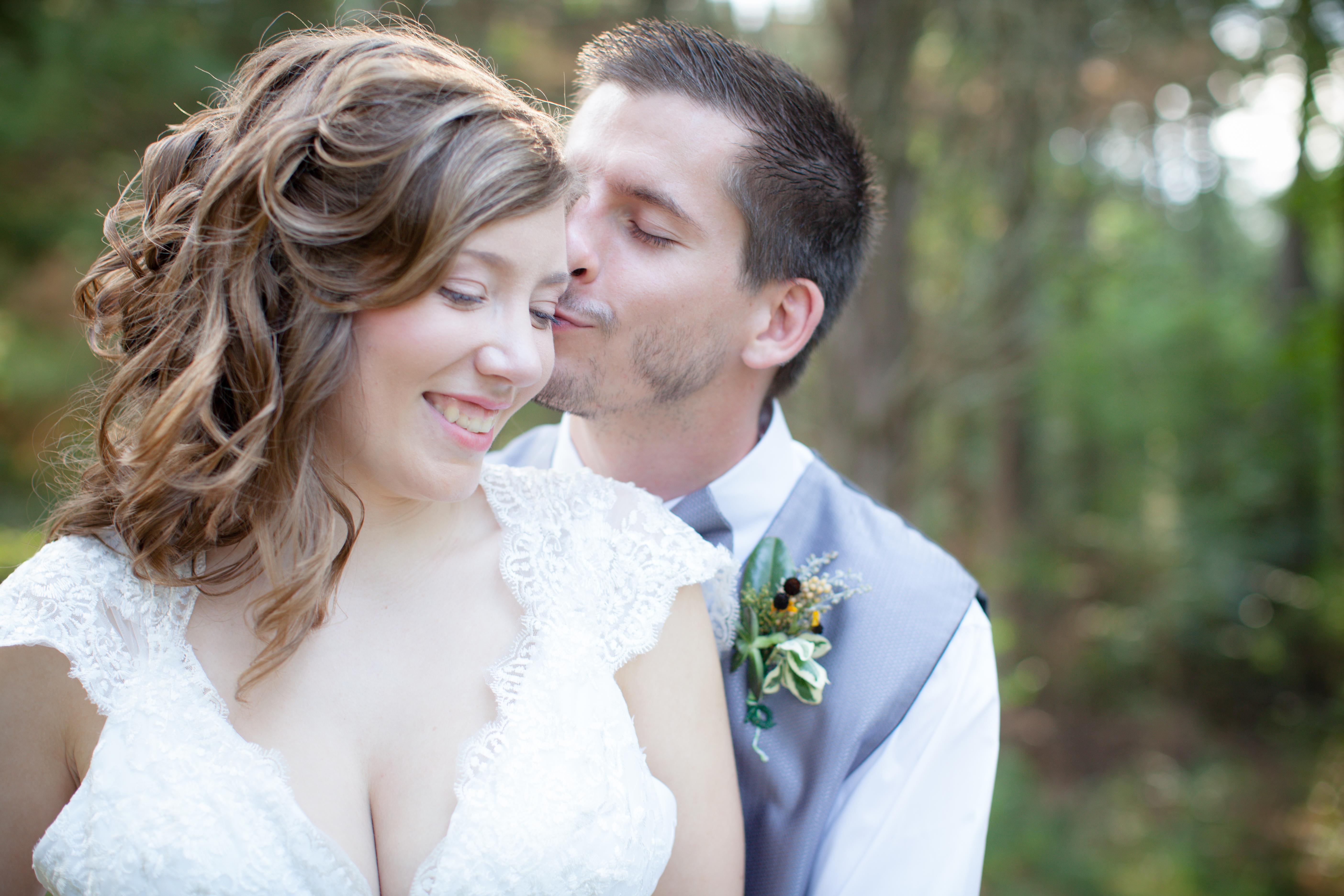 Dailey Gordonsville Wedding