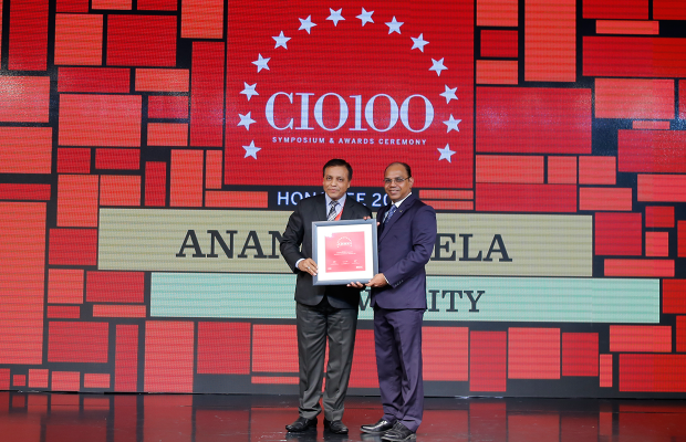 The Digital Architect: Anand Ruhela, Head-IT at Kwality receives the CIO100 Award for 2018