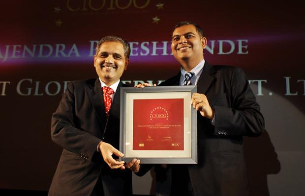 The Agile 100: Rajendra Deshpande, CIO-SGS of Serco Global Services receives the CIO100 Award for 2010