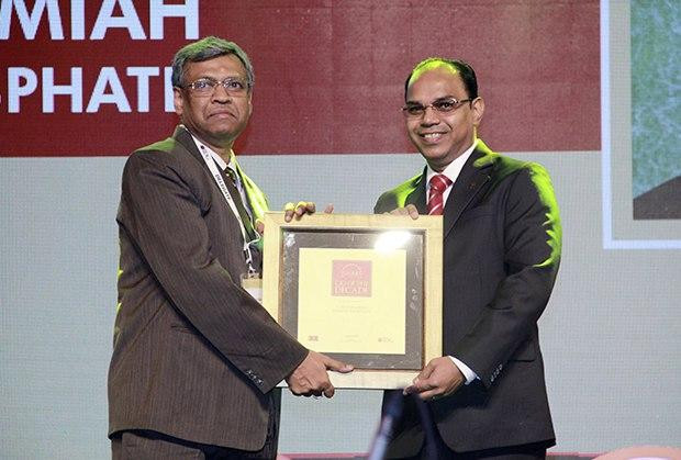 CIO of the Decade: V Seetharamiah, CIO of Paradeep Phosphates receives the CIO100 Special Award for 2015