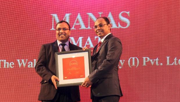 The Dynamic 100: Manas Mati, Executive Director - Technology of The Walt Disney Company receives the CIO100 Award for 2014