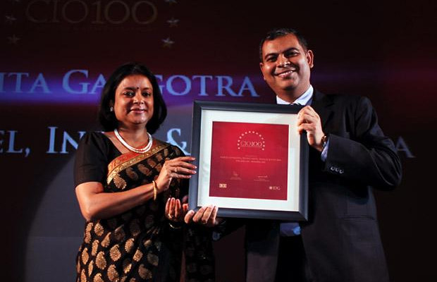 The Agile 100: Amrita Gangotra,Director-IT, Bharati Airtel receives CIO100 Award for 2010