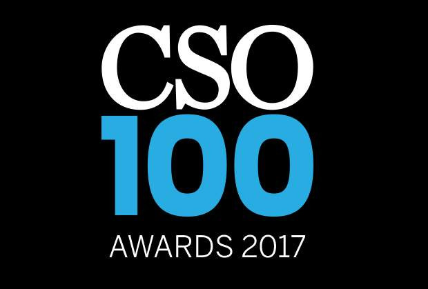 Dharmesh B Rathod CISO at Adani Enterprises felicitated with the CSO100 Award for 2017