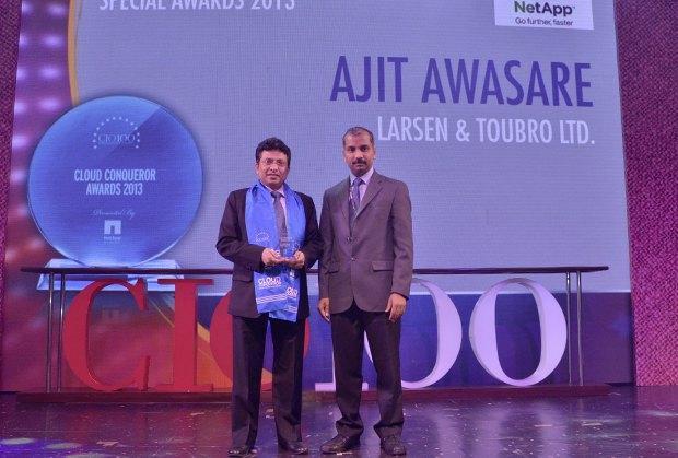 CIO100 Special Award 2013: Cloud Conqueror