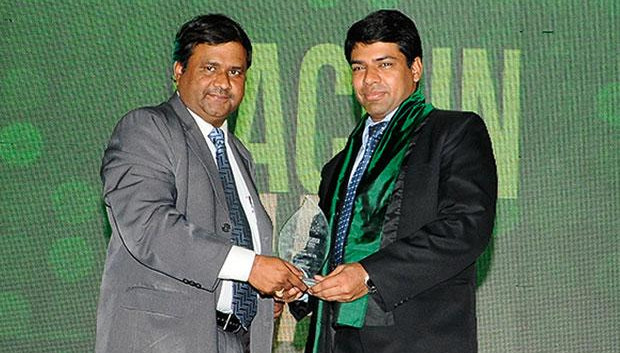 Dynamic Infrastructure Trailblazer: Sachin Jain, CIO & CSO, Evalueserve receives the CIO100 Special Award for 2012 , constituted in association with Tulip Telecom