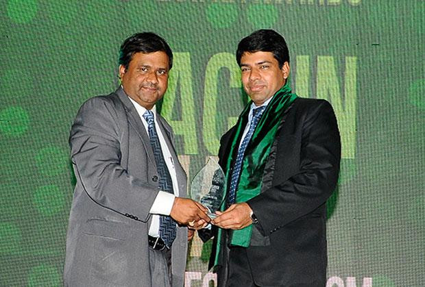 Dynamic Infrastructure Trailblazer: Sachin Jain, CIO & CSO, Evalueserve receives the CIO100 Special Award for 2012 , constituted in association with Tulip Telecom
