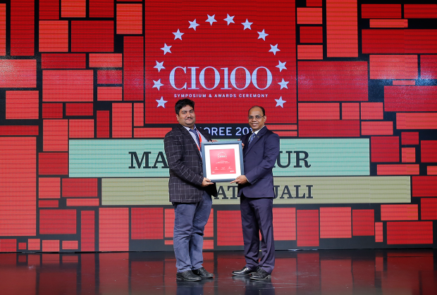 The Digital Architect: Manish Gaur, IT Head at Patanjali receives the CIO100 Award for 2018