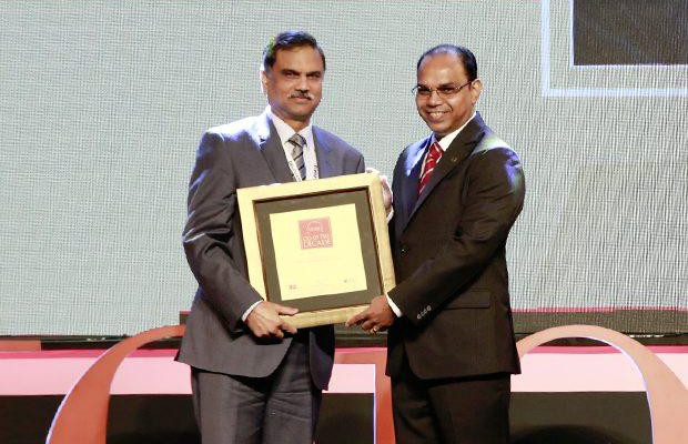 CIO of the Decade: Alok Kumar, VP & Global Head - Internal IT and Shared Services of Tata Consultancy Services receives the CIO100 Special Award for 2015