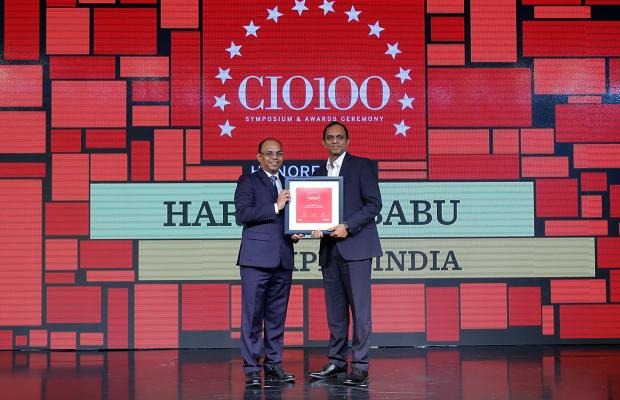 The Digital Architect: Harnath Babu, CIO at KPMG India receives the CIO100 Award for 2018