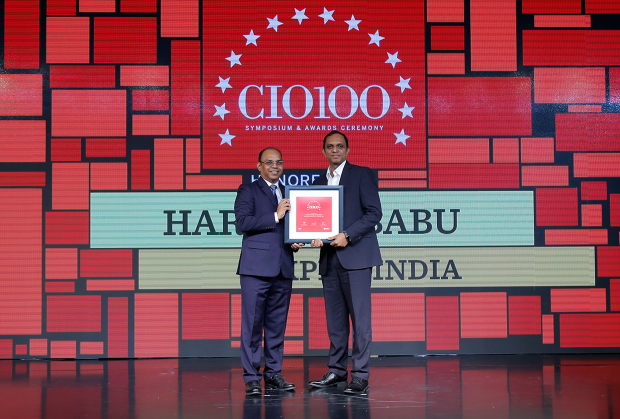 The Digital Architect: Harnath Babu, CIO at KPMG India receives the CIO100 Award for 2018