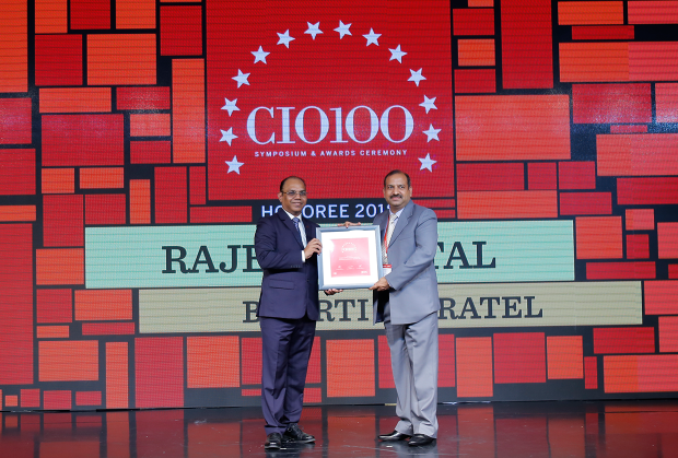 The Digital Architect: Rajesh Mittal, Head – Operations & IT Infrastructure, Bharti Infratel, receives the CIO100 award for 2018