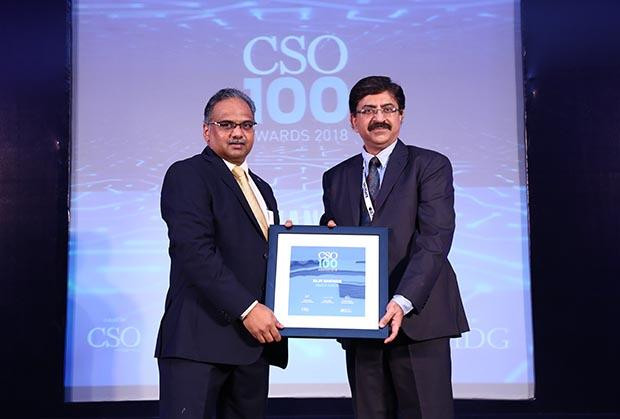 Rajiv Nandwani, Director, VP-Global Information Security & CISO, GM at Innodata receives the CSO100 Award for 2018