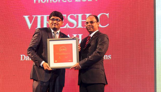The Dynamic 100: Viresh Shah, Country Head-IT, Dana Holding receives the CIO100 Award for 2014