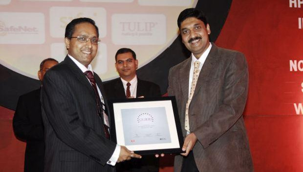 The Bold 100: Jai Menon, Director - IT Innovations, Bharti Airtel receives the CIO100 Award for 2008