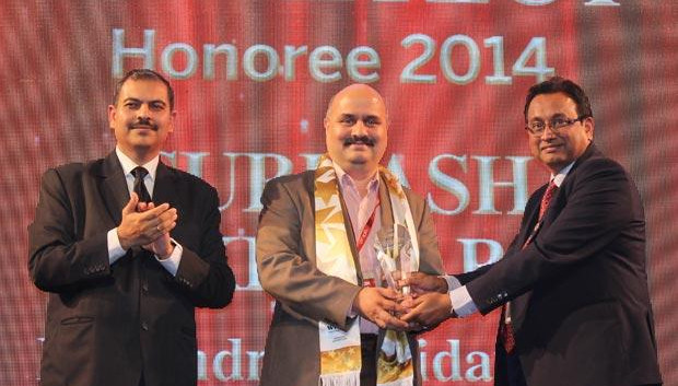 Innovation Architect: Subhash Khelkar, CIO, Mahindra Holiday and Resorts receives the CIO100 Special Award for 2014 constituted in association with Wipro