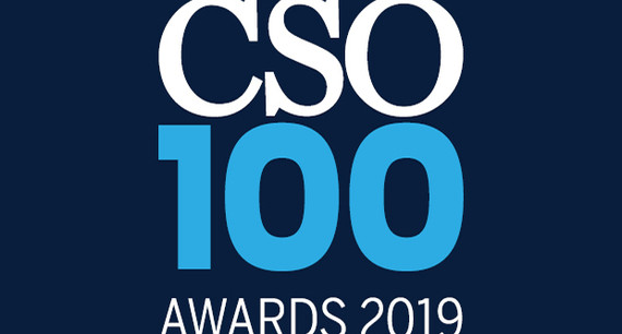 Biju K,CISO, Federal Bank felicitated with the CSO100 Award for 2019