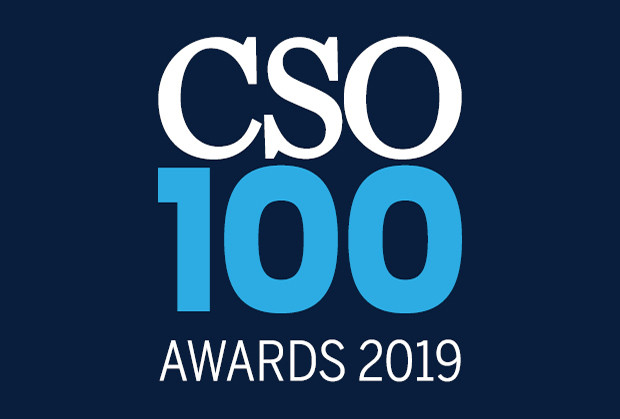 Mathan Babu Kasilingam, CISO at National Payments Corporation of India felicitated with the CSO100 Award for 2019