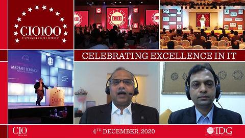 CIO100 India 2020