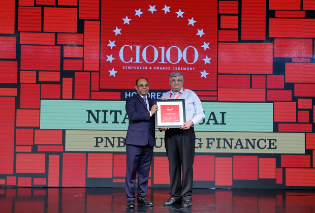 The Digital Architect: Nitant Desai, Chief Centralized Operations and Technology Officer, PNB Housing Finance, receives the CIO100 award for 2018