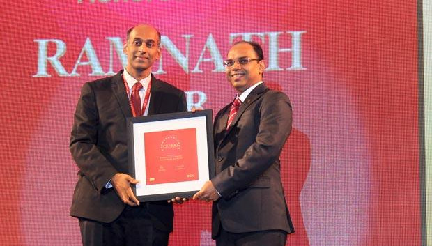 The Dynamic 100: Ramnath Iyer, CIO of CRISIL receives the CIO100 Award for 2014