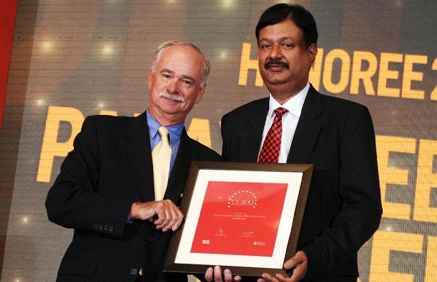 The Resilient 100: Sebastian Joseph, CTO of DDB Mudra Group receives the CIO100 Award for 2012