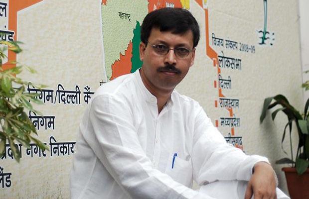 The Bold 100: Prodyut Bora, GM IT of BJP receives the CIO100 Award for 2008