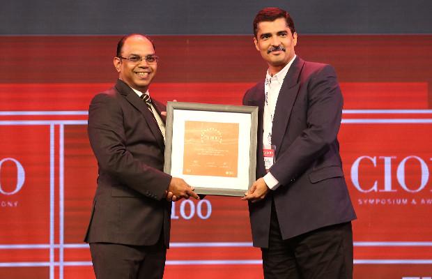 The Disruptive 100: Anand Hadgaonkar, CIO Asia, Whirlpool receives the CIO100 Award for 2019