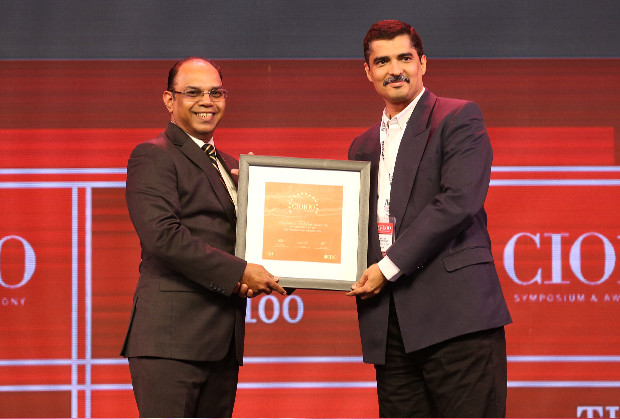 The Disruptive 100: Anand Hadgaonkar, CIO Asia, Whirlpool receives the CIO100 Award for 2019