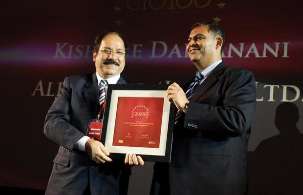 The Agile 100: Kishore Daryanani, CIO of Alfa Laval receives the CIO100 Award for 2010