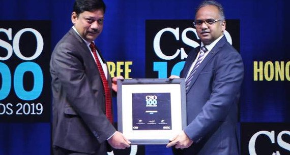 Abdur Rafi, Chief Manager-IT Infrastructure and CISO at ABP receives CSO100 Award for 2019