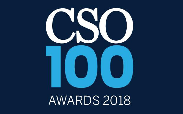 Lucius Lobo, CISO at Tech Mahindra felicitated with the CSO100 Award for 2018