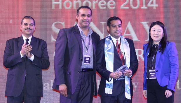 Networking Pioneer: Sanjay Chowdry, Head-IT at General Cable Energy receives the CIO100 Special Award for 2014, constituted in association with Juniper Networks