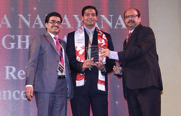 Infrastructure Evolution Futurist: Sanjay Aggarwal, CTO of Yamaha Motor Solutions receives the CIO100 Special Award for 2014 in association with Netmagic