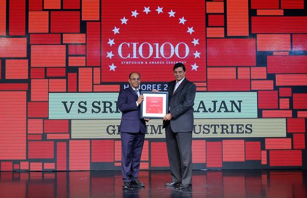 CIO100 Award 2018: The Digital Architect