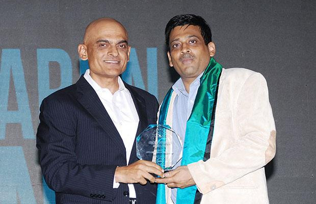 Efficient Enterprise: Tarun Pandey, Senior VP-IT of Aditya Birla Financial receives the CIO100 Special Award for 2012 in association with Dell India