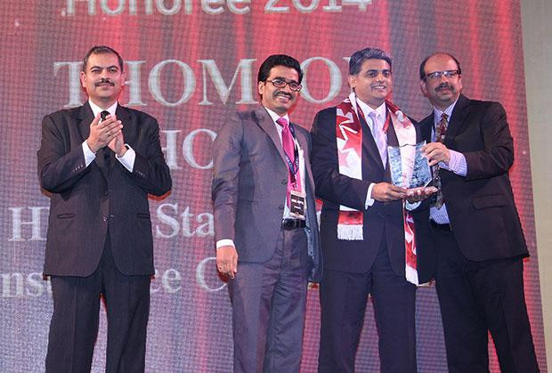 Infrastructure Evolution Futurist: Thomson Thomas, CIO of HDFC Life Insurance Co receives the CIO100 Special Award for 2014 in association with Netmagic