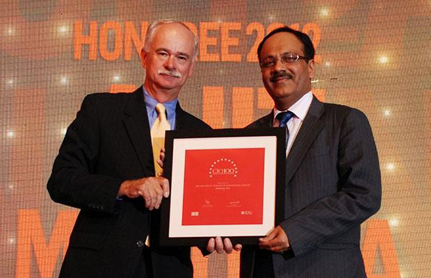 The Resilient 100: Ajit Manocha, Associate VP and CIO at Syngene International receives the CIO100 Award for 2012