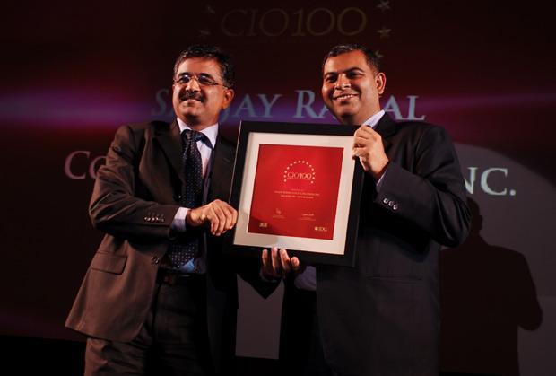 The Agile 100: Sanjay Rawal, Advisor IT of Hindustan Coca-Cola Beverages receives the CIO100 Award for 2010