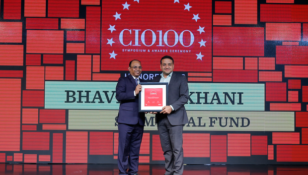 The Digital Architect: Bhavesh Lakhani, SVP & Head IT at SBI Mutual Funds receives the CIO100 Award for 2018